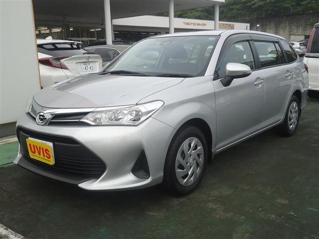 トヨタ 1.5X T-Value車 サイドエアバッグ キーレス