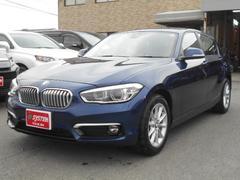 BMW118d スタイル 1オーナー LEDヘッドライト