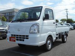 NT100クリッパートラックDX 4WD 5速マニュアル エアコン 登録済未使用車輌