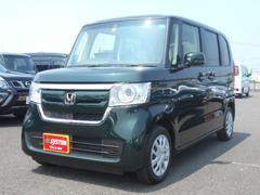 N BOXG・EXホンダセンシング 届出済未使用車 メーカー保証付き
