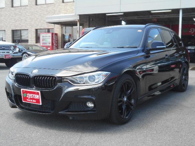 BMW 320dツーリング Mスポーツ パワートランク 正規輸入車