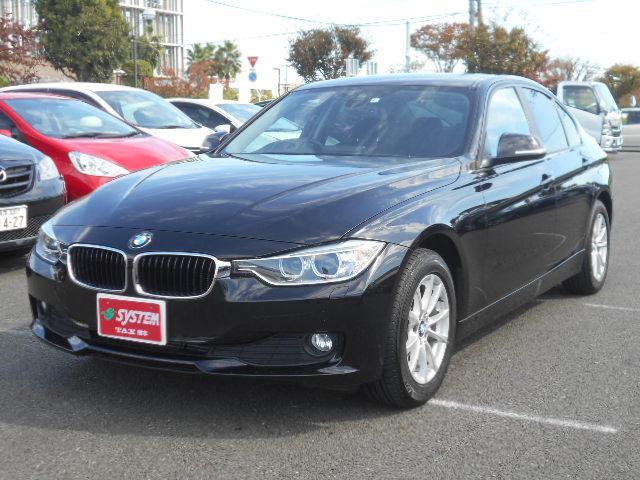 BMW 320d 1オーナー 禁煙車 延長保証加入可