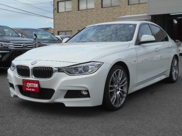 BMW 320dエクスクルーシブ スポーツ 320台限定モデル
