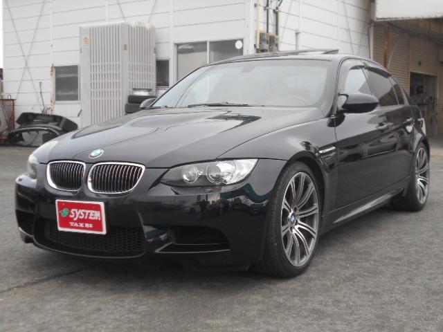 BMW M3 左ハンドル 6速マニュアル仕様 正規ディーラー車輌