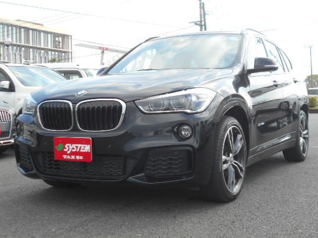 BMW xDrive 18d Mスポーツ オプション19インチアルミ