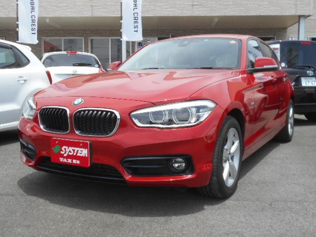 BMW 118d スポーツ ドライビングアシストパーキングパッケージ