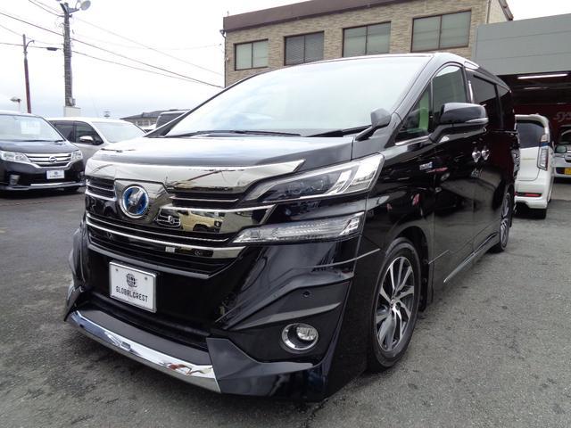 トヨタ V Lエディション 4WD モデリスタエアロ