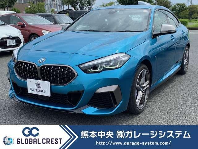 BMW 2シリーズ M235i xDriveグランクーペ デビューパッケージ/LEDヘッドライト/アクティブクルーズコントロール/HDDナビ/18インチアルミホイル/Mスポーツサスペンション&ブレーキ/パーキング&ドライビングアシスト/コンフォートアクセス