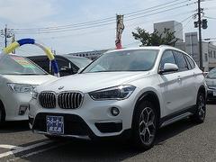 BMW X1xDrive 18d ワンオーナー ナビ バックカメラ