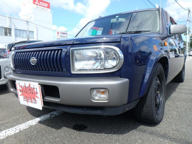日産 タイプA 4WD  5速マニュアル車 HDDナビ TV