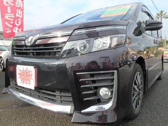 トヨタ ZS Wパワスラ スーパーCVT LEDライト ナビTV