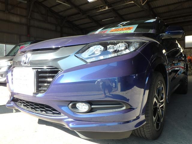ホンダ ヴェゼル ハイブリッドZ スタイルエディション シートヒーター クルーズコントロール ナビTV Bluetooth LEDヘッドライト パドルシフト