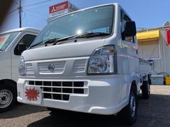 NT100クリッパートラックDX 4WD 5速マニュアル車 エアコン パワステ