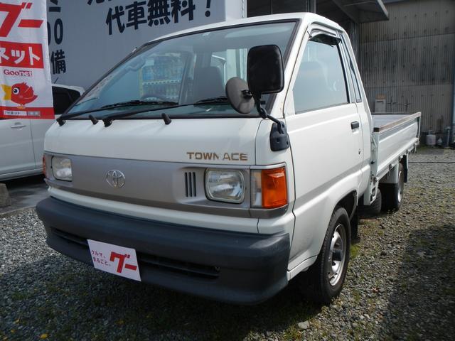 トヨタ スーパーシングルジャストロー 1t 5速MT AC PS