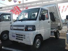 ミニキャブトラックダンプ エアコン パワステ 運転席エアバッグ 4WD ABS