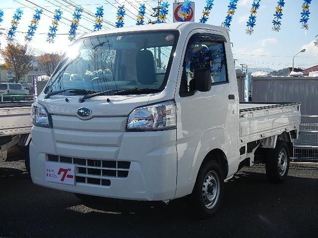 スバル エアコン・パワステ・エアバック・4WD・5MT