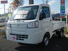 ハイゼットトラックスタンダード 農用スペシャル エアコン・パワステ・デフロック