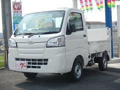 ハイゼットトラック垂直式テールリフト エアコン パワステ 5MT 両席SRS