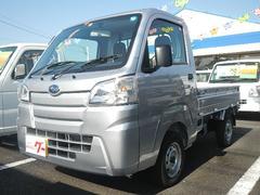 サンバートラックTB エアコン・パワステ・4WD・エアバック・ABS