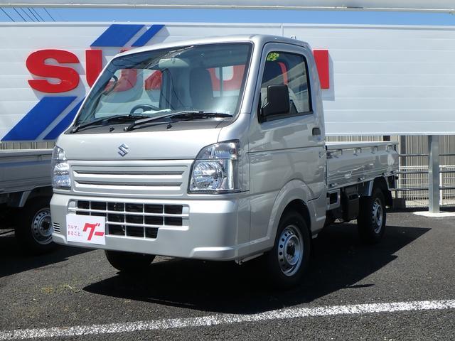 スズキ KCエアコン・パワステ 4WD 5速MT エアバック ABS