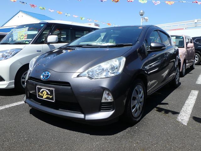 トヨタ S プッシュS ETC CVT CD アイドリングS