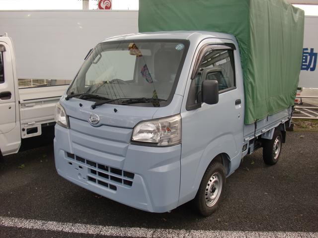 ダイハツ スタンダード 農用スペシャル エアコン パワステ 4WD