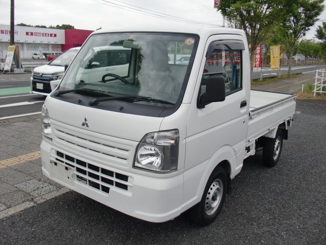 三菱 ミニキャブトラック みのり エアコン パワーステアリング 運転席エアバック センターデフロック 4WD