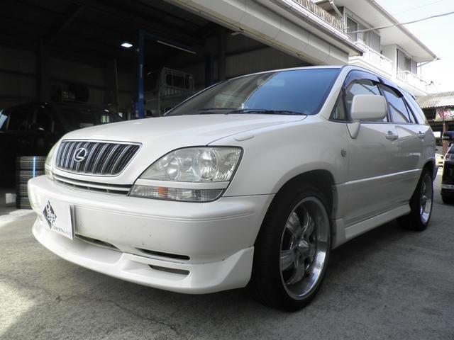トヨタ 3.0 Gパッケージ ダウンサス 20インチAW ETC