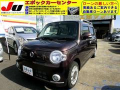 ミラココアココアプラスX 4WD ルーフレール CVT スマートキー