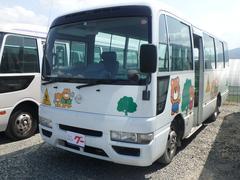 シビリアンバス幼児バス オートマ バックカメラ