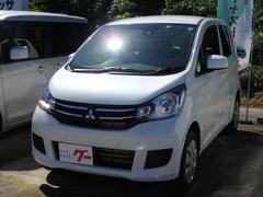 eKワゴン キーレス シートヒーター 衝突防止ブレーキ(三菱)