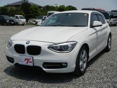 BMW116i スポーツ 純正ナビ バックカメラ スマートキー