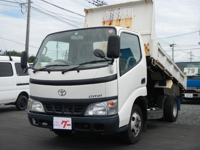 トヨタ ダンプ 2t 5速マニュアル コボレーン AC PS PW