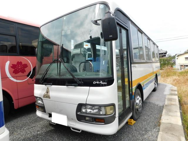 いすゞ GALAmio ガーラミオ 35人乗り 型式LR233F1 5速マニュアル 社内マイク