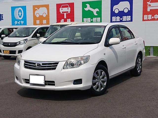 トヨタ カローラアクシオ X HIDリミテッド オートエアコン CD キーレス HID ABS