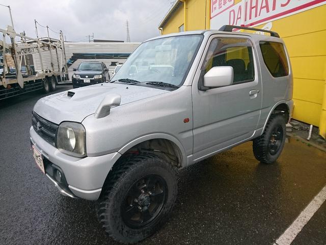 スズキ XC フォグライト 純正アルミ 背面タイヤハードカバー
