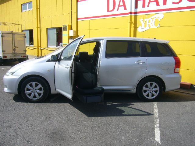 トヨタ X ウェルキャブ 助手席リフトアップシートAタイプ ETC