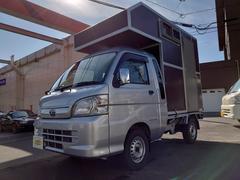 サンバートラックグランドキャブ 1オ−ナ− 4WD キーレス
