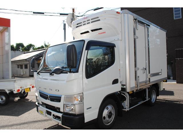 三菱ふそう  冷蔵冷凍車 マイナス18度設定可 車線逸脱装置付 150馬力 最大積載量2000Kg