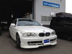 BMW328Ci エアロ・18インチアルミ・サンルーフ・ETC