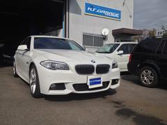 BMW523iエクスクルーシブスポーツ