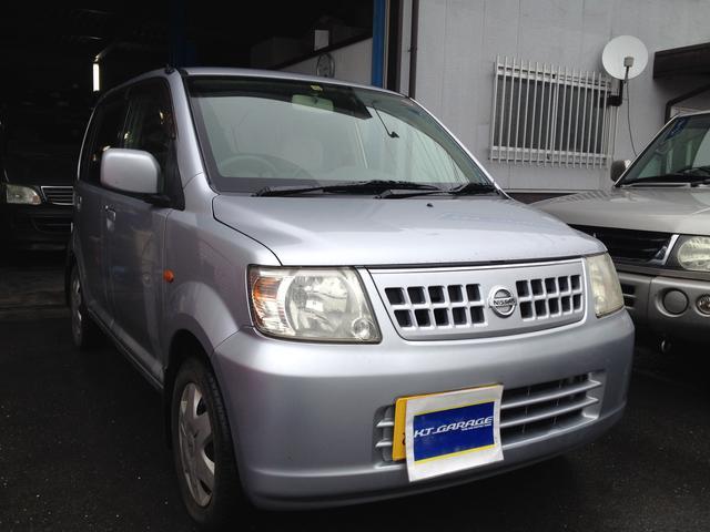 日産 S キーレス・CD・ベンチシート・フル装備・エアバック