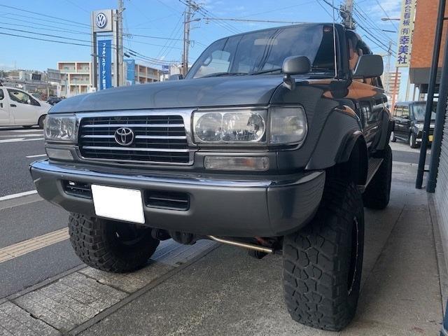 トヨタ ランドクルーザー80 VXリミテッド ディーゼル 4WD