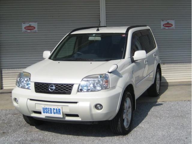 日産 X 4WD オートマ 純正アルミ スマートキー CD