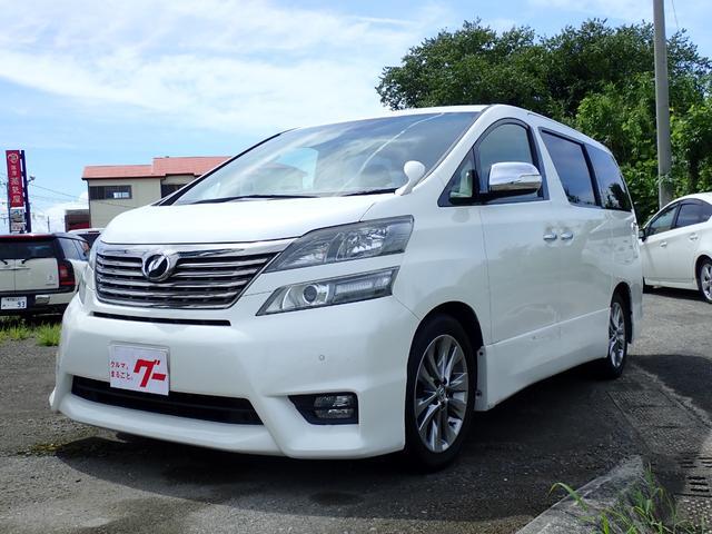トヨタ 2.4Z プラチナセレクションII タイプゴールド ナビTV