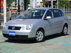 VW ポロベースグレード ディーラー車 ナビ フル装備  キーレス