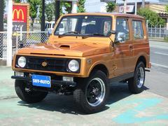 ジムニースコットリミテッド 5速MT ターボ 4WD