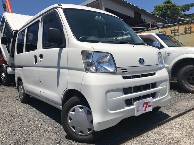 「トヨタ」「ピクシスバン」「軽自動車」「鹿児島県」の中古車