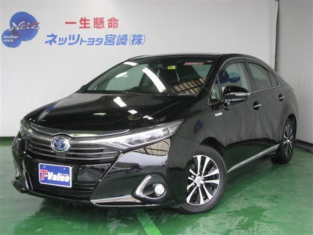 トヨタ G T Valueハイブリッド車 メモリーナビフルセグTV
