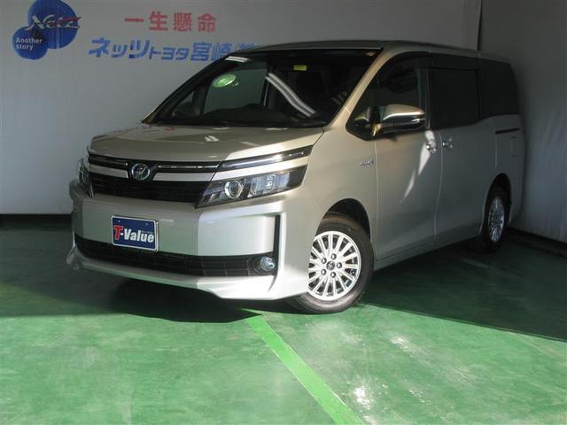 トヨタ ハイブリッドV T Value車 メモリーナビワンセグTV